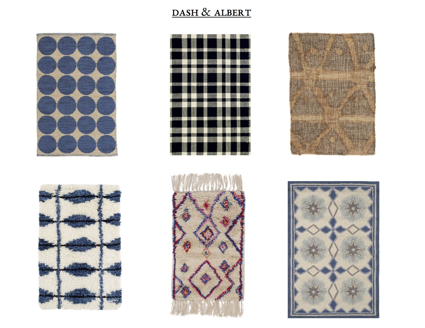 Best Dash & Albert Rugs
