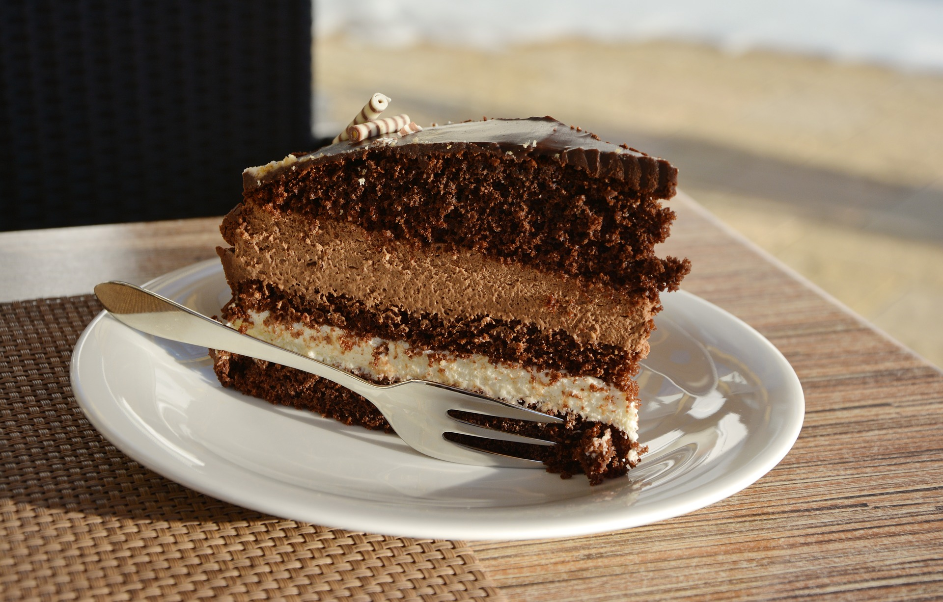 My favorite! Chocolate Cake. And it breaks up the post with some drool-worthy yumminess! Image courtesy of Pixabay