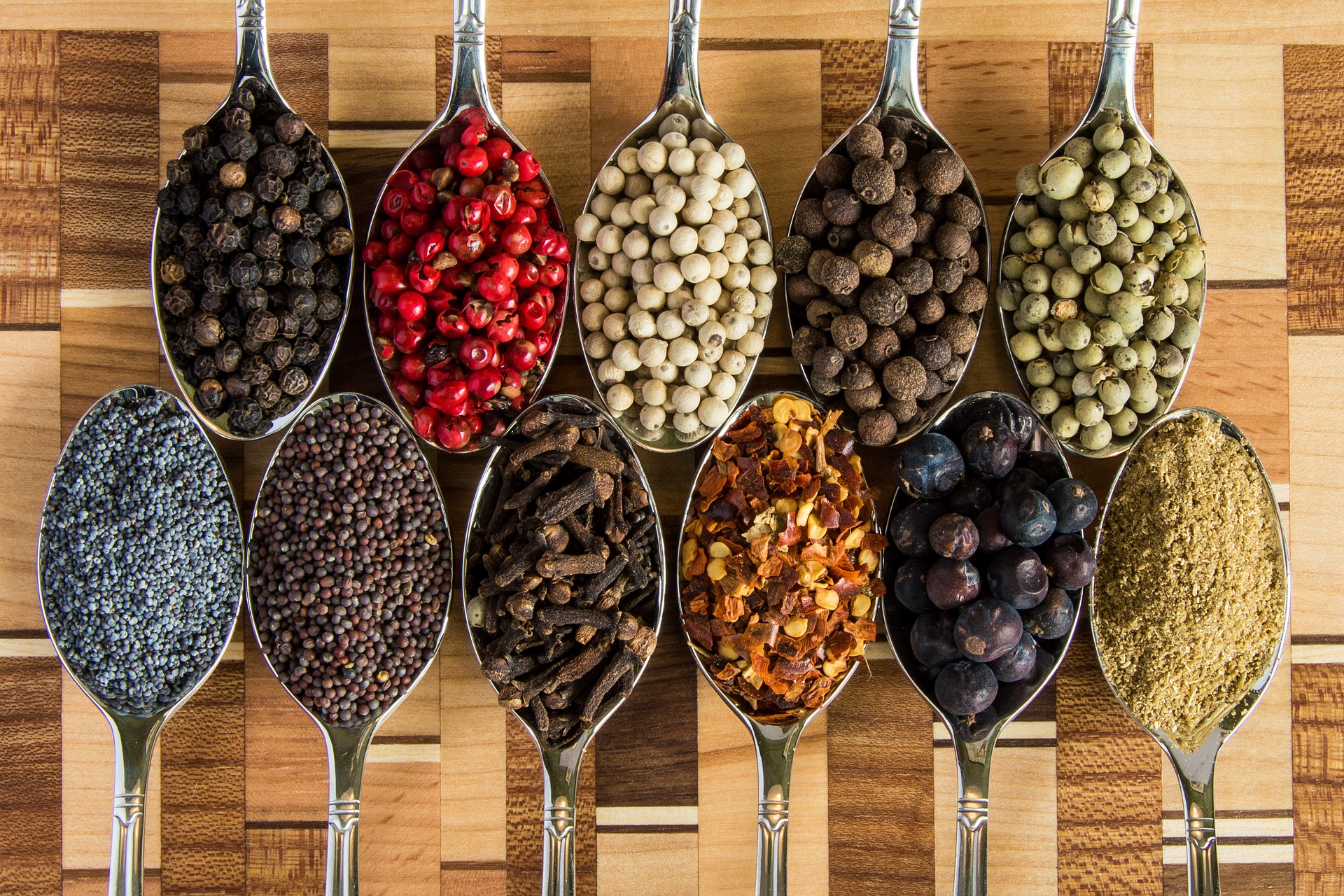 Herbs and Foods -