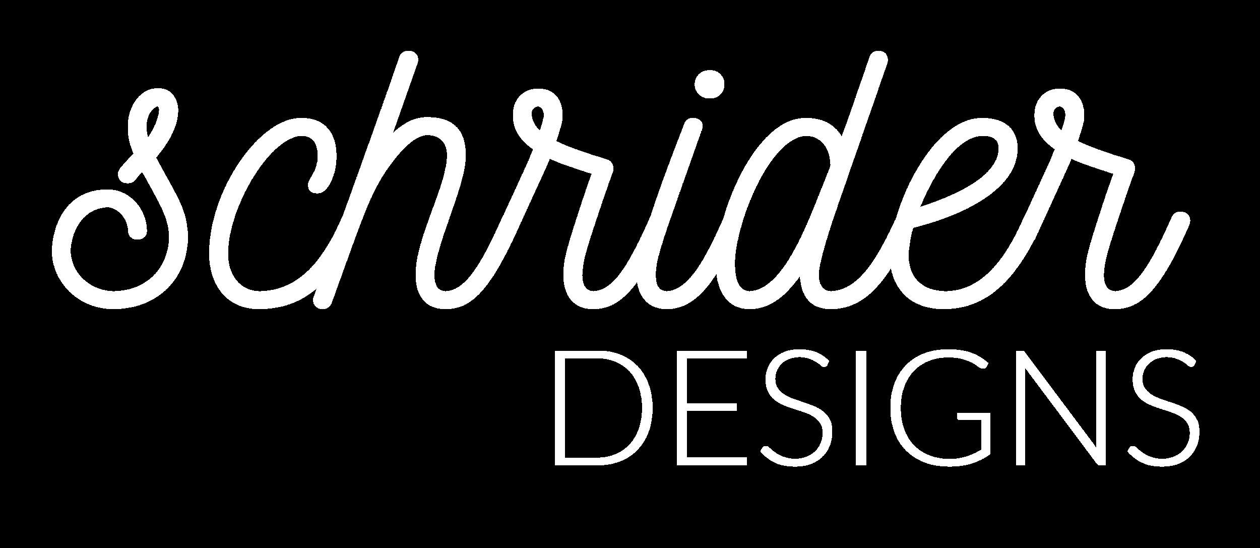 Schrider Designs Logo 2