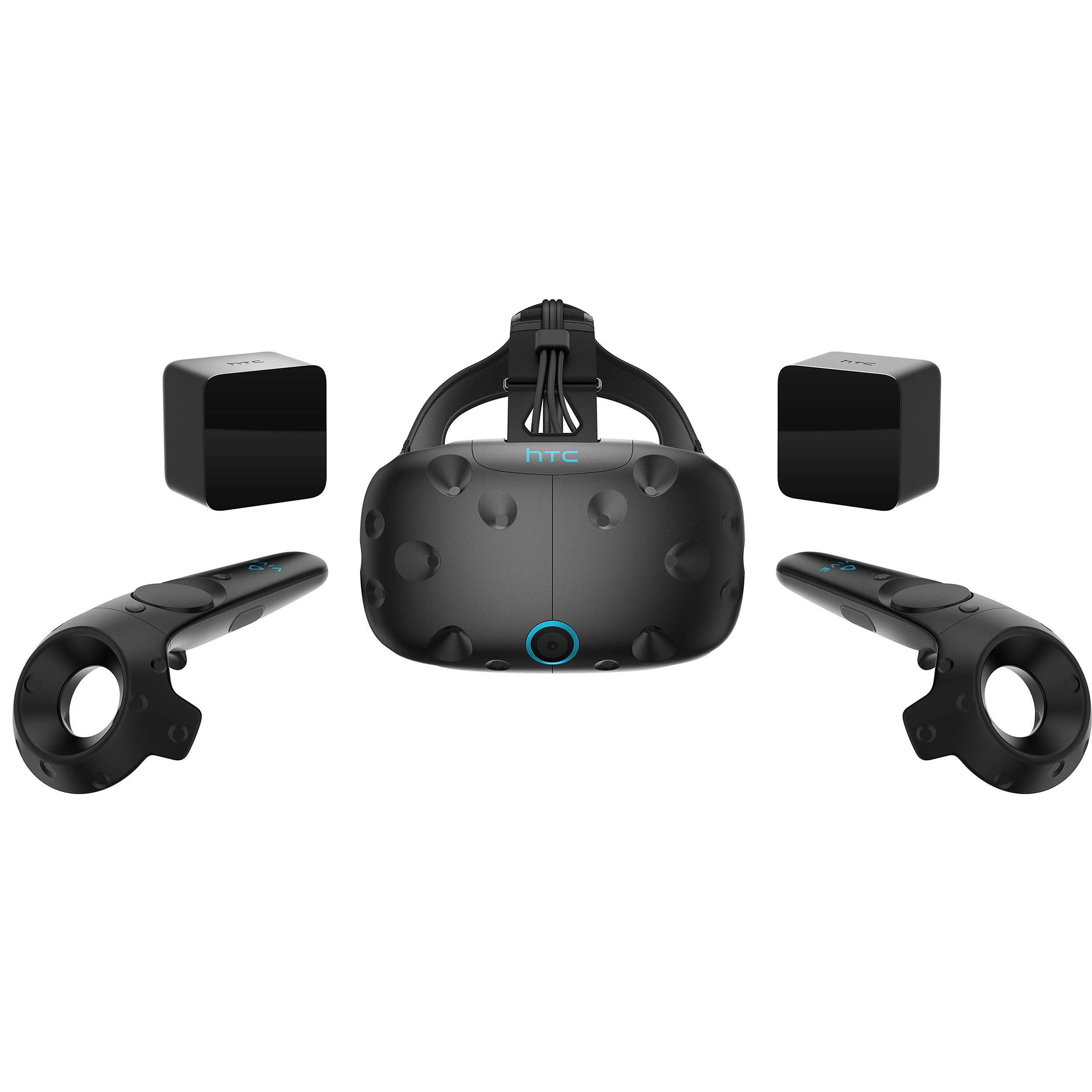 HTC Vive - VR Headset - Interactive solutions as virtual, augmented and mixed reality are undoubtedly the future– and for our clients, present –of communicating architectural design.Thanks to game-changing technologies, your firm can discover and even get an overall feeling of a yet not built development and its environment.Communicate to clients your vision with greater clarity and gain trust. Make decisions with speed and confidence by experiencing a true to scale space. Run QA/QC to catch costly coordination issues.BookingIncludes HTC Vive setup and 2 weeks of use, Iris VR Software and VR Desktop rig.
