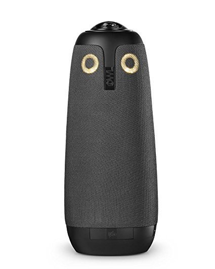 Meeting OWL - The Meeting Owlis a360° intelligent video conferencing cameraso your team can see and hear each other better.That terrible meeting you just had ...Let's make it your last terrible meeting.The Meeting Owl shows the whole room and automatically focuses on people as they speak. It's almost as if you're there.Booking: Includes Meeting OWL setup and 2 weeks of use. Requirements - Conference Software ( Webex, Google Hangout or Zoom.us ), a Laptop and a TV with HDMI connections.