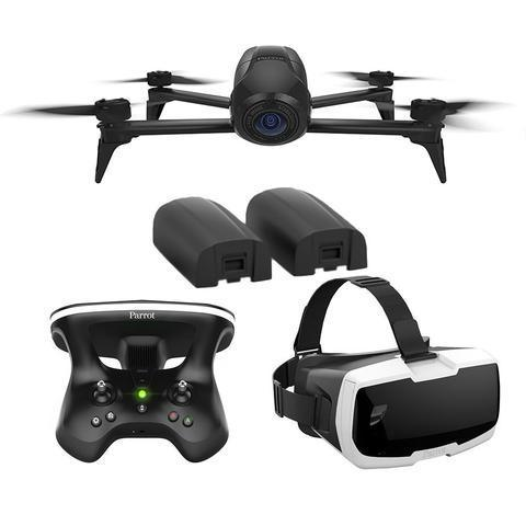 Parrot Bebop-Pro - Parrot Bebop-Pro 3D Modeling is the all-in-one drone solution for architects, building professionals and real estate agencies to easily create photorealistic 3D models, photos and videos of houses and buildings.This multipurpose tool is a unique combination of Parrot Bebop 2 Power and the Pix4Dmodel software solution, enabling building professionals to quickly and easily assess the work to be carried out. With this solution they can draft new projects and promote their properties on the web.Booking: includes 2 week of usage. Drone pilot is additional if needed. Client is recommended to review special insurance and local drone permit requirements.