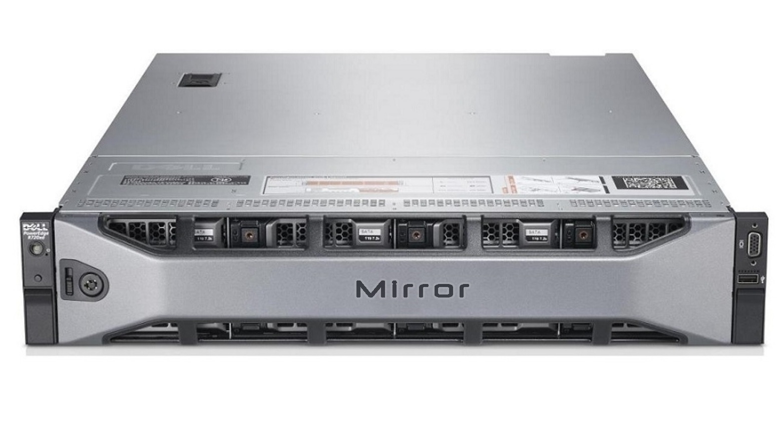 Mirror Backup System - The only Disaster Readiness system focused on AEC.