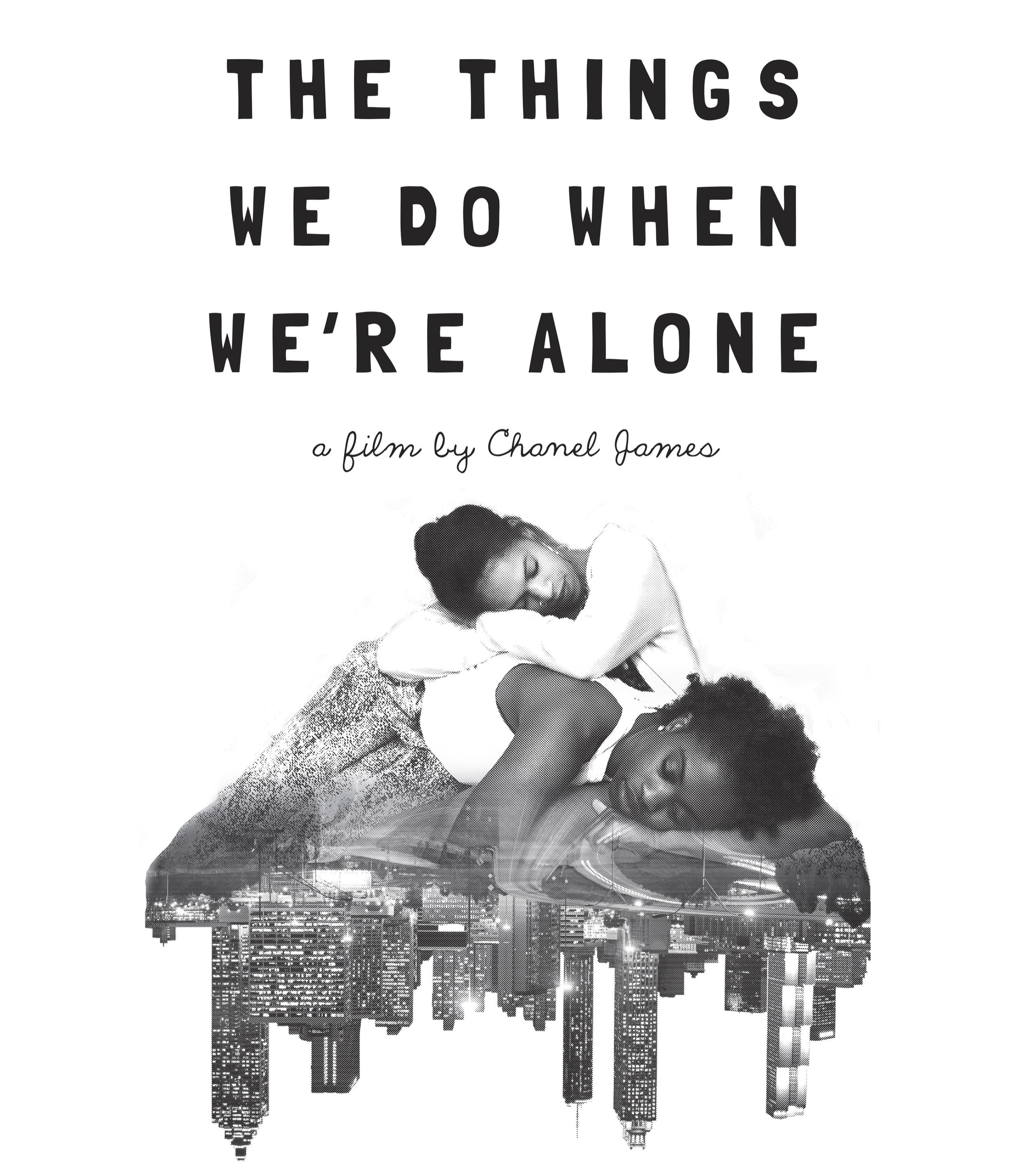 The Things We Do When We're Alone - Poster Image