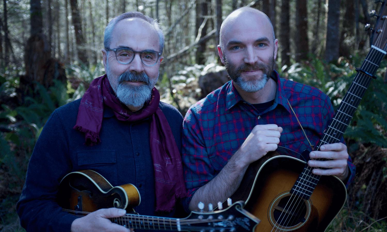 John Reischman and Eli West