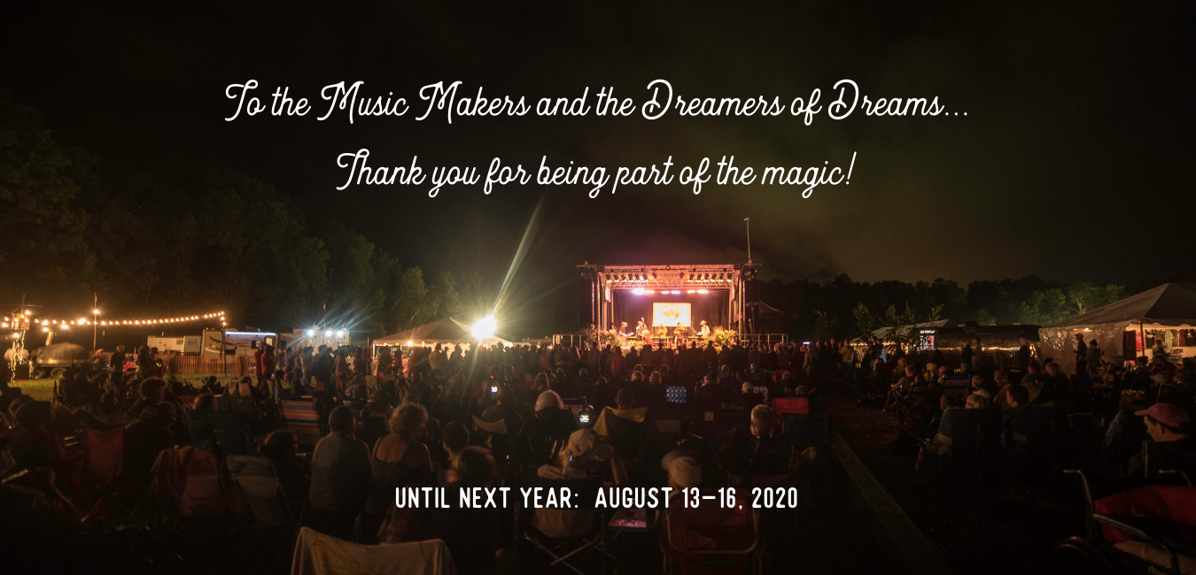 To the Music Makers and the Dreamers of Dreams..Thank you for being part of the magic!.png