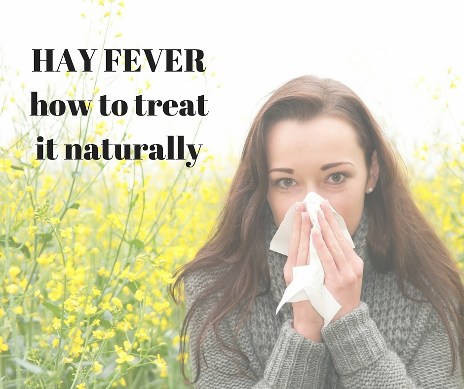 hayfever - what is it and how to treat naturally