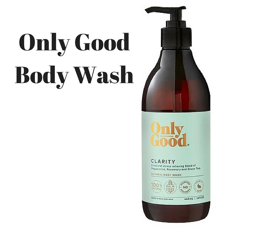 Only GoodBody Wash