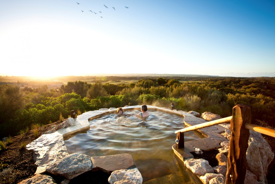 Hill-Top-Pool-Sunrise-Birds-Peninsula-Hot-Springs-m-e1366253122703.jpeg