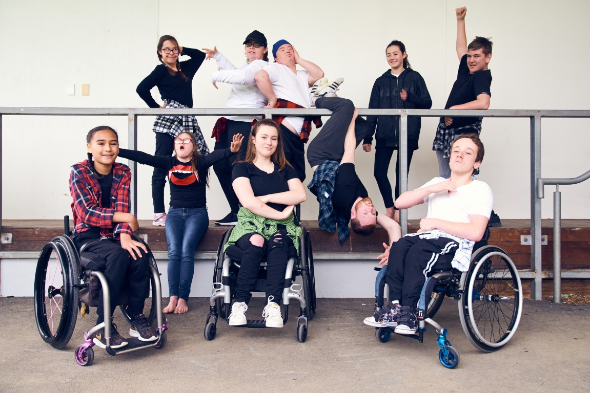 Integr8, our new youth hip-hop crew