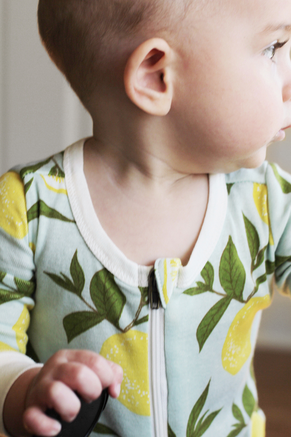 Citrus-Print-Baby-Clothes-Lemon-Organic-Zippered-Pjs-Mom-Mommy-Blog-Blogger-Le-Bump.jpg