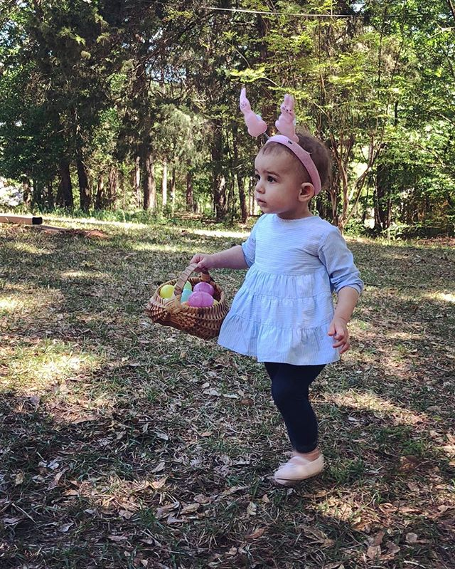 Happy Easter! 🐥 #delphineelyse