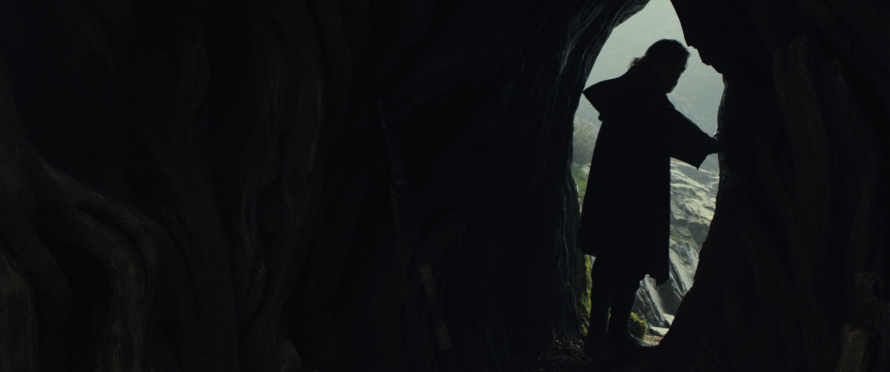 Luke must make a hard decision.. (Photo credit: The Last Jedi by Disney and Lucasfilm)