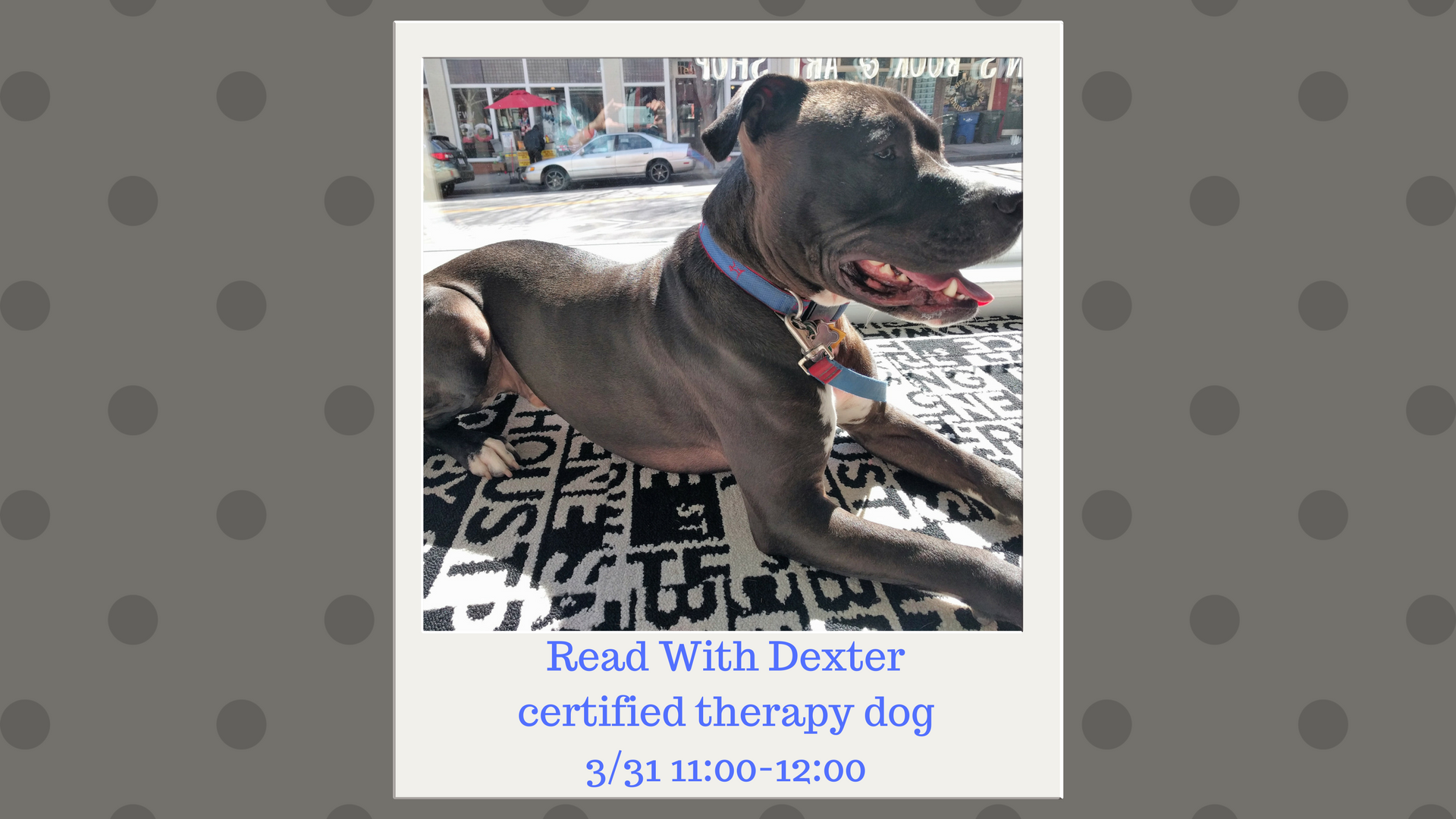 Read With Dextercertified therapy dog3%2F31 11_00-12_00.png