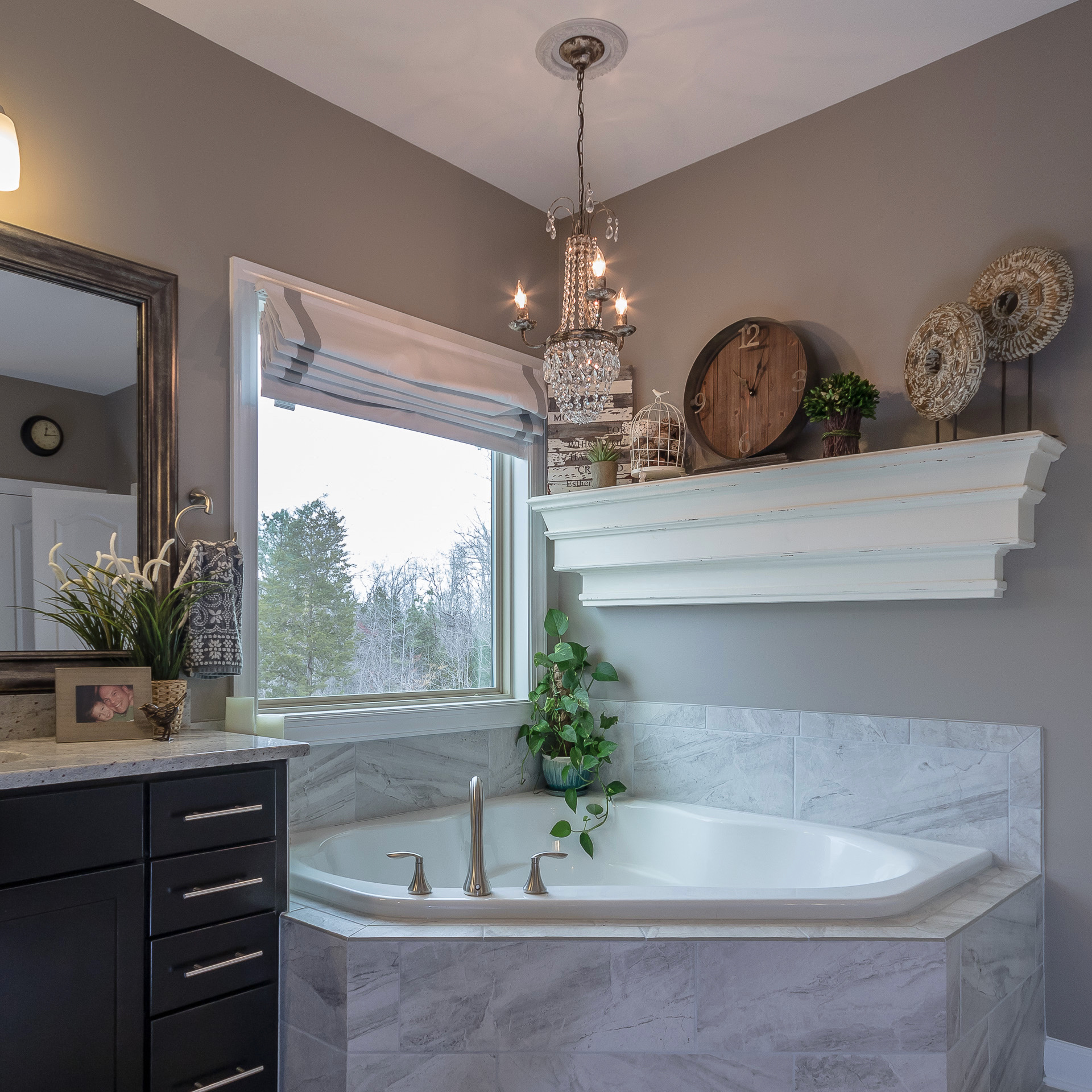 Master Bath Retreat