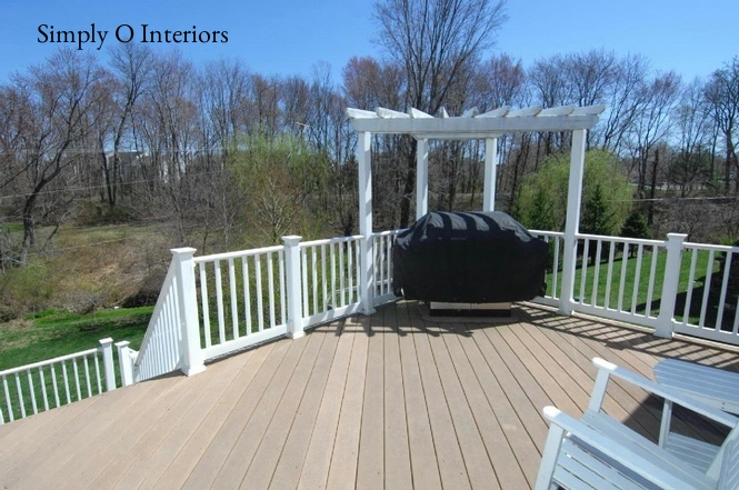 Custom Sun Deck & Grilling Station