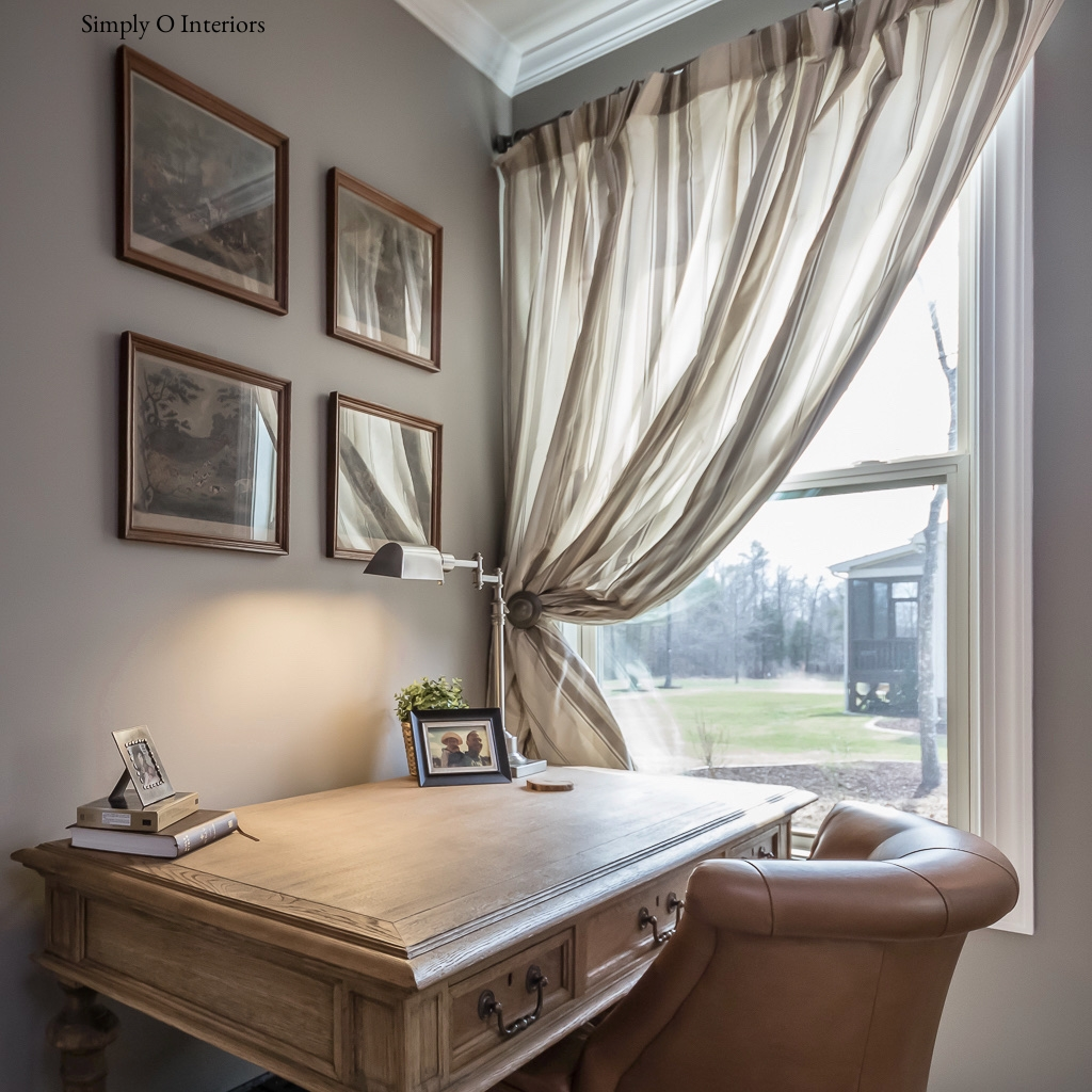 Home Office and Guest Bedroom Combination