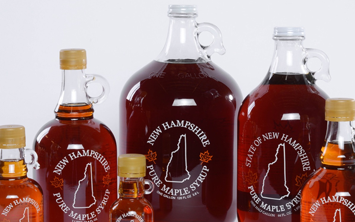 100% Pure Maple Syrup, Stocked on our shelves year round. These babies are some of our best sellers. Taste just once and you'll understand why!