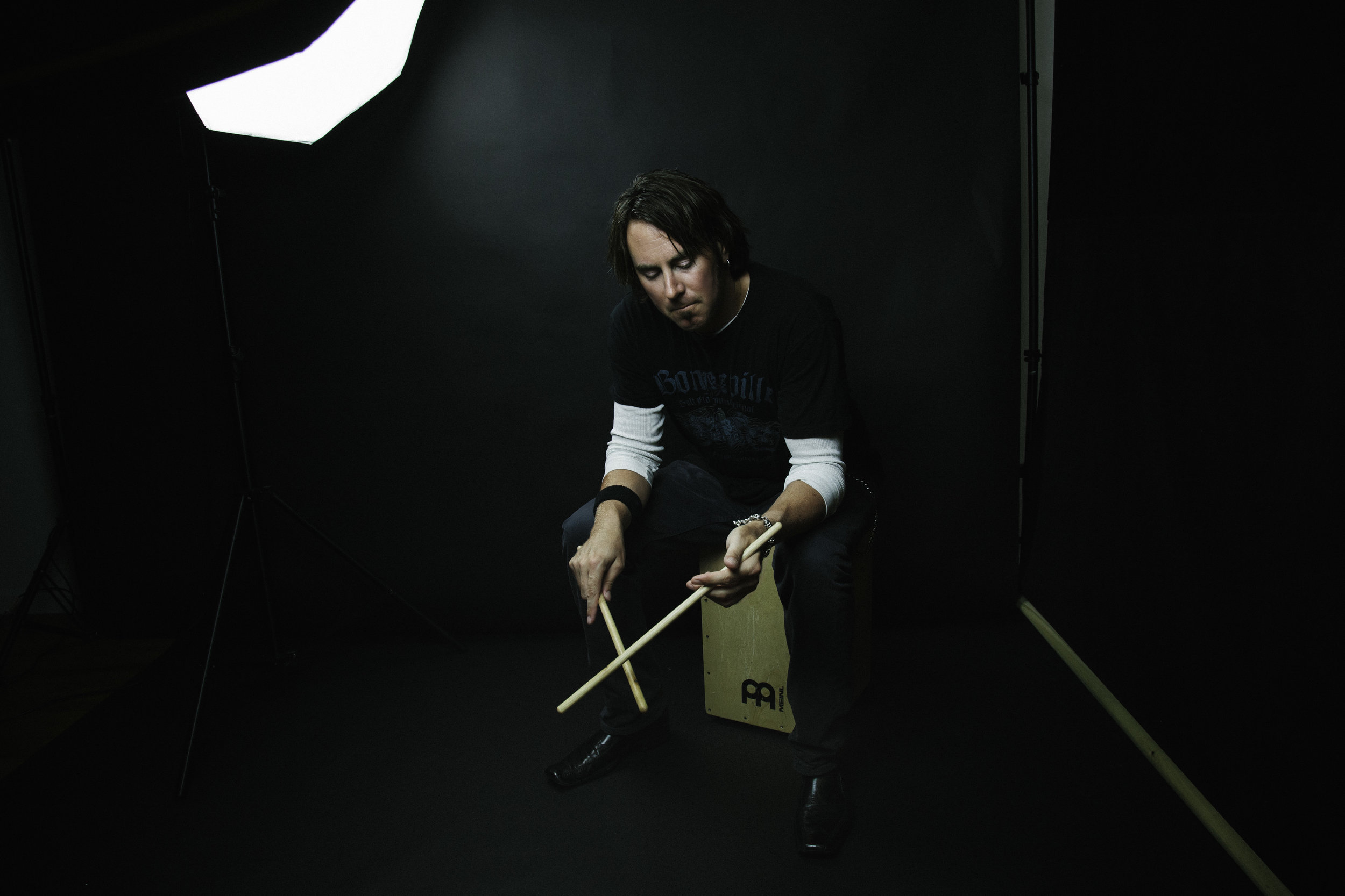 PERCUSSIONIST - Jason Yudoff is a dynamic and versatile self-taught musician from Brooklyn who interprets the rhythms of life through percussion, drum kit, keyboards, street objects, household items, and his own body.
