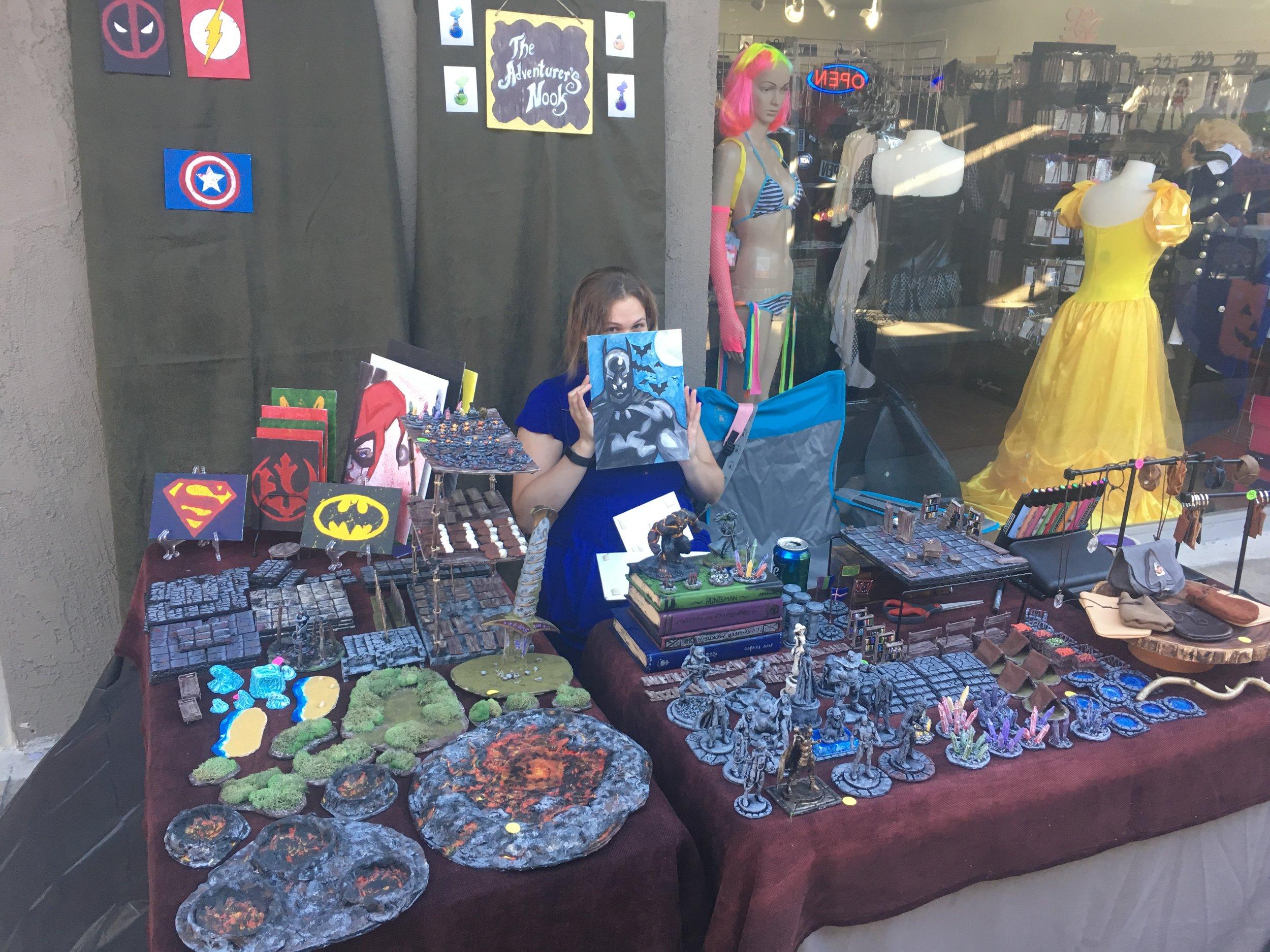 Enki Craft Expo, 2017