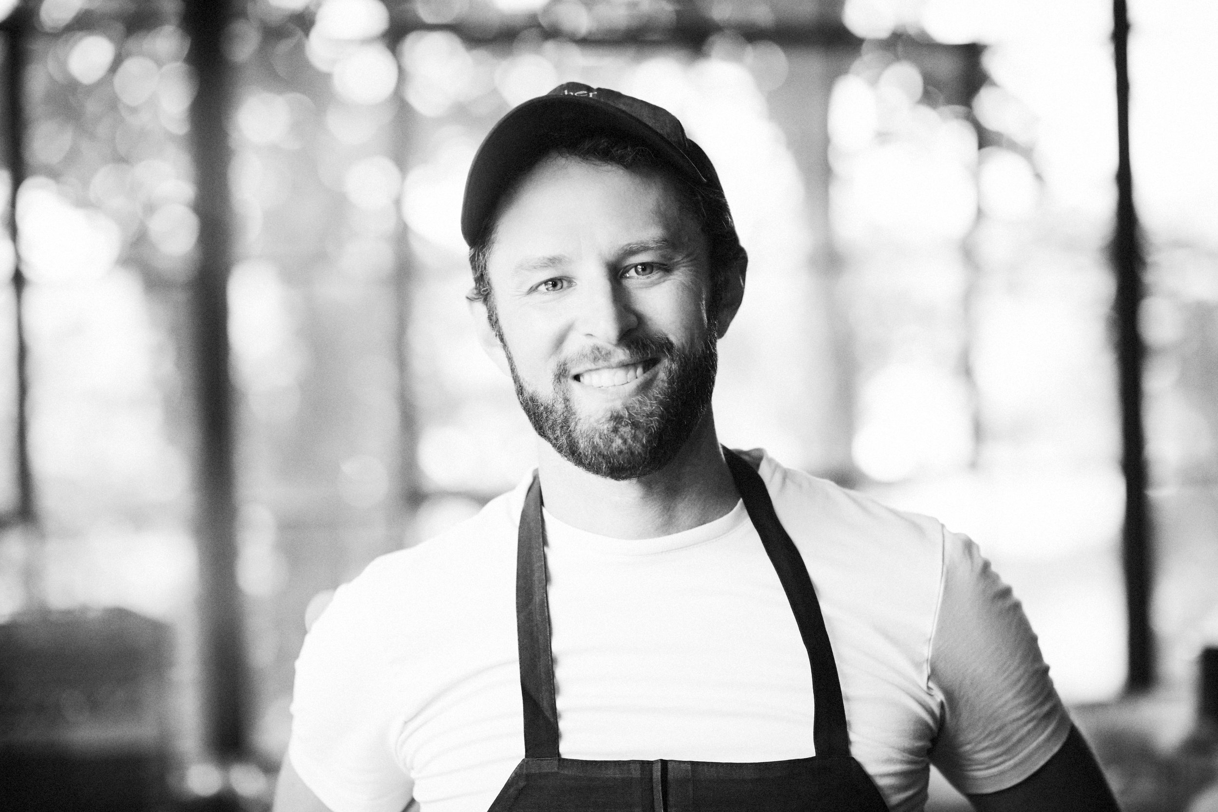 Justin Vetter - Co-Owner of Driftwood Oven