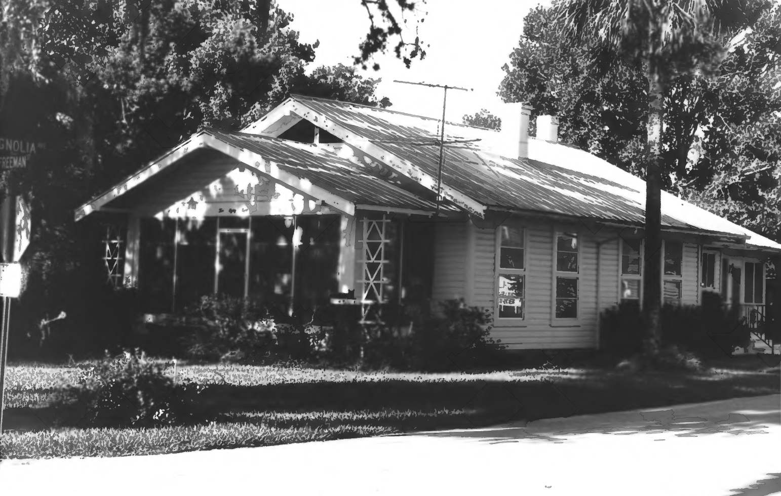 1990, National Register of Historic Places filing.