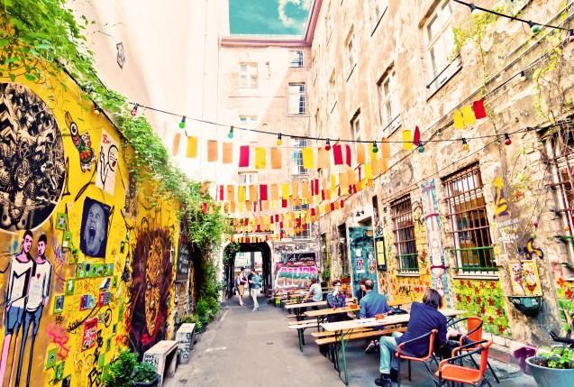 Kreuzberg Alley Cafe