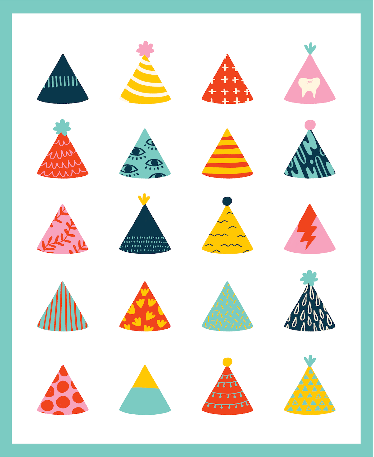 Katya-Austin-Illustration-tiny-party-hat-pattern.png
