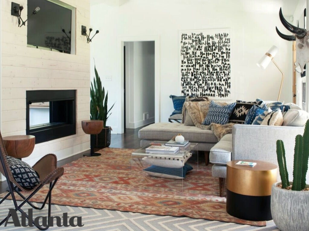 How a young designer transformed this ranch house