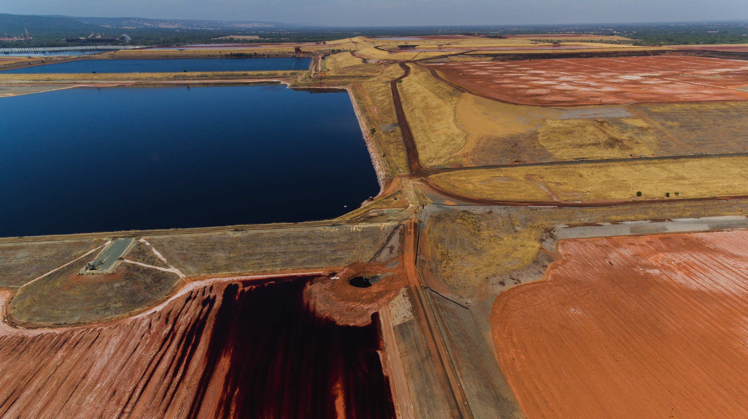WOODVALE PONDS GROUNDWATER INVESTIGATION - VICTORIA - BlueSphere was engaged to determine the interaction (if any) between the ponds associated with underground mining operations and the local groundwater system, particularly given the various groundwater uses down catchment.