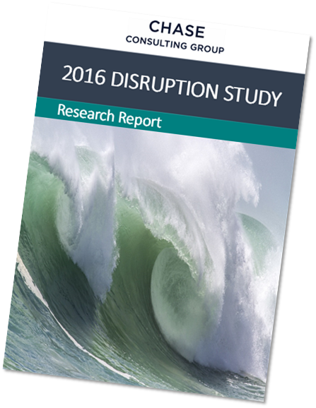 2016 Disruption Report