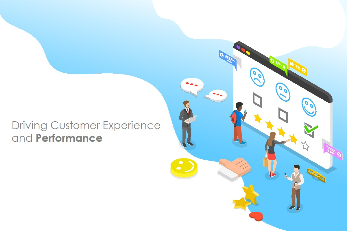 Customer Experience Driving Performance
