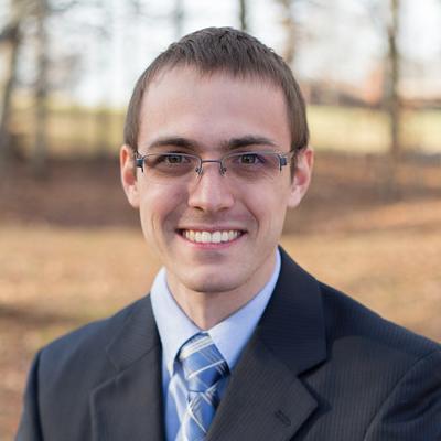 Dan Weisgerber  Postdoctoral Researcher