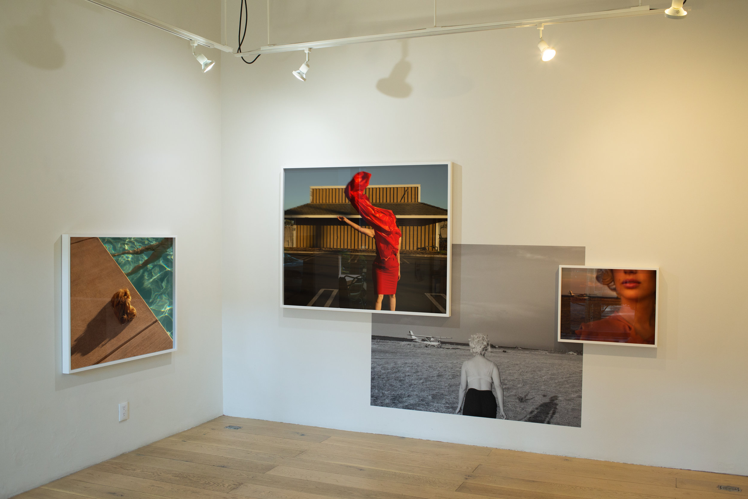 Exhibition Proceed To The Route (2019) , Room 1