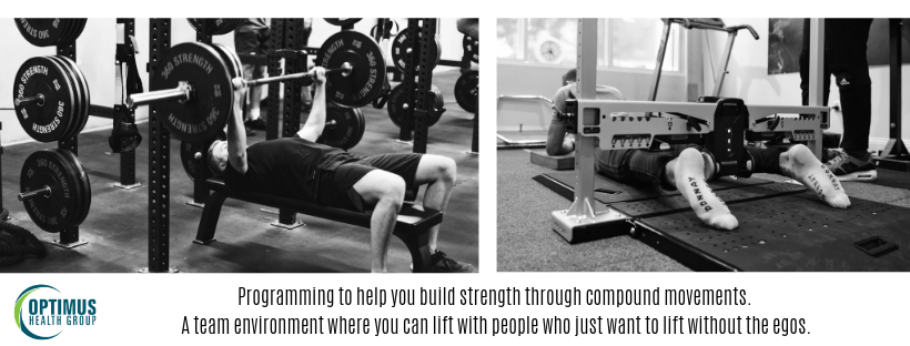 Programming to help you build strength through compound movements. A team environment where you can lift with people who just want to lift without the egos..png