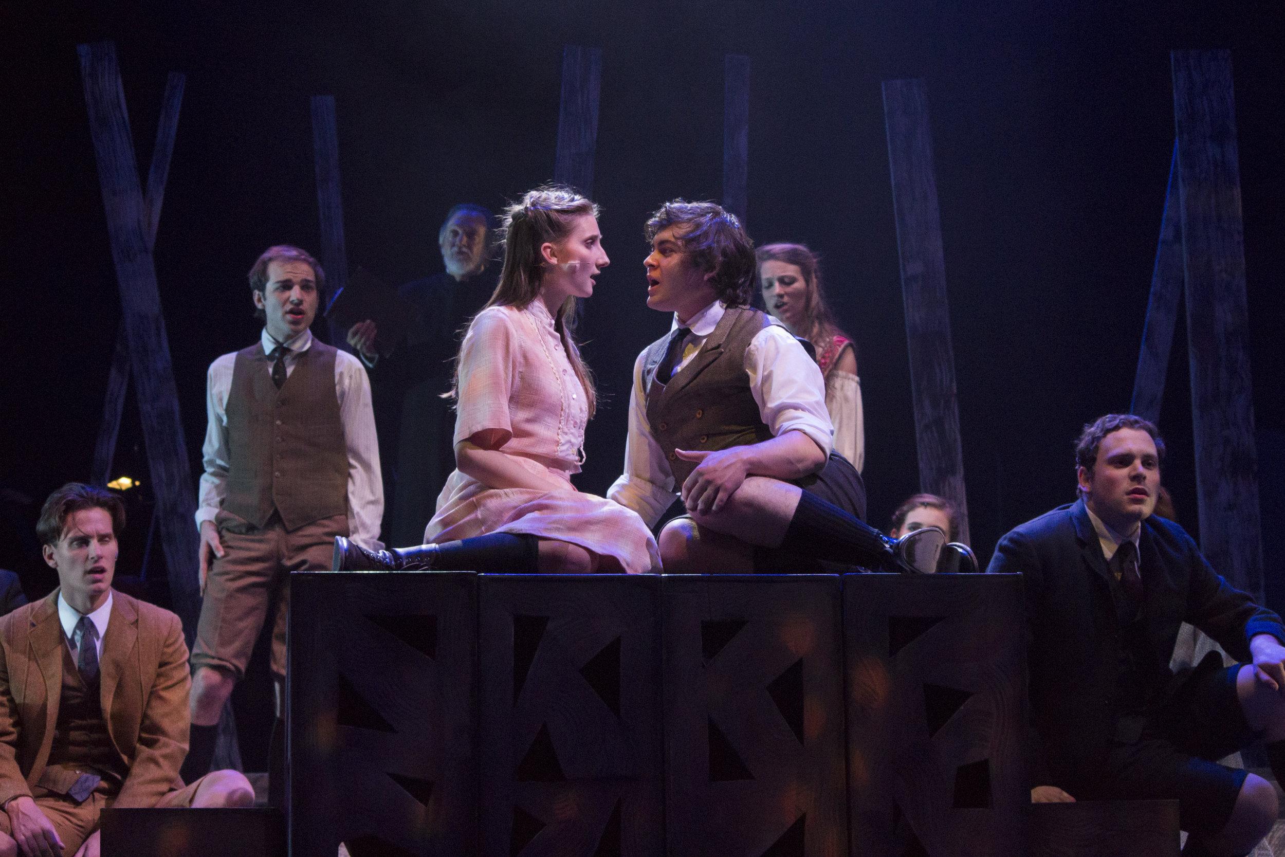 Theatre, 2017-2018
