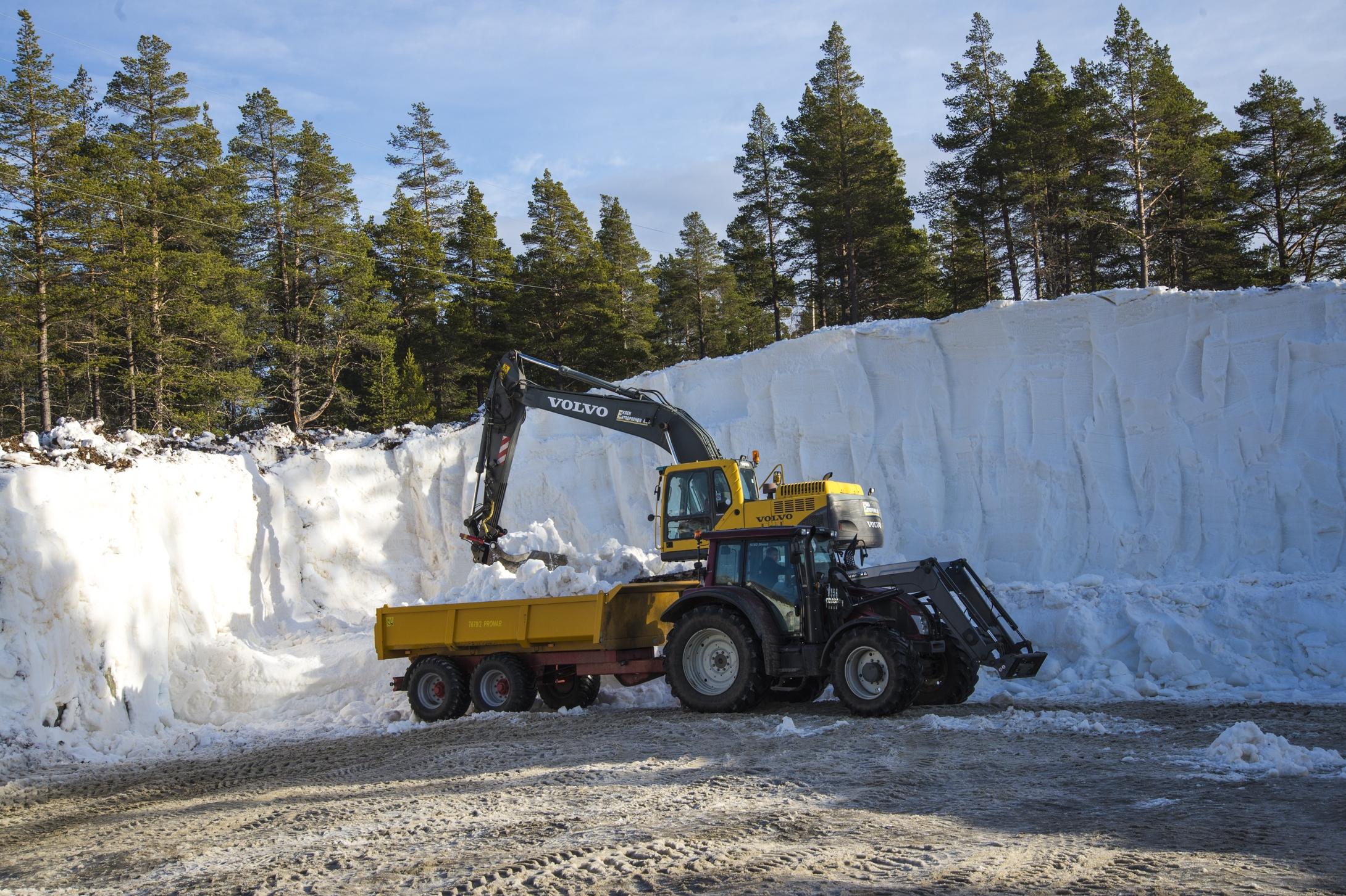 Snøgaranti - Vi garanterer treningsforholdene!