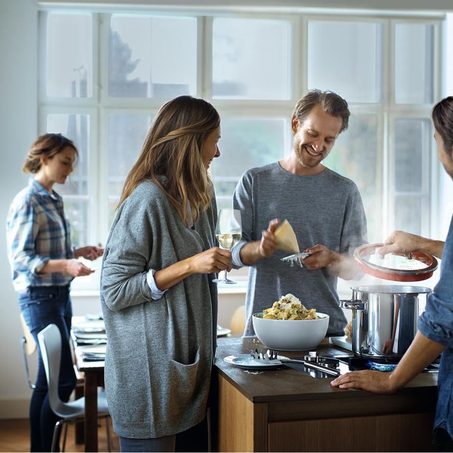 Samen koken bij van den Hurk Eersel