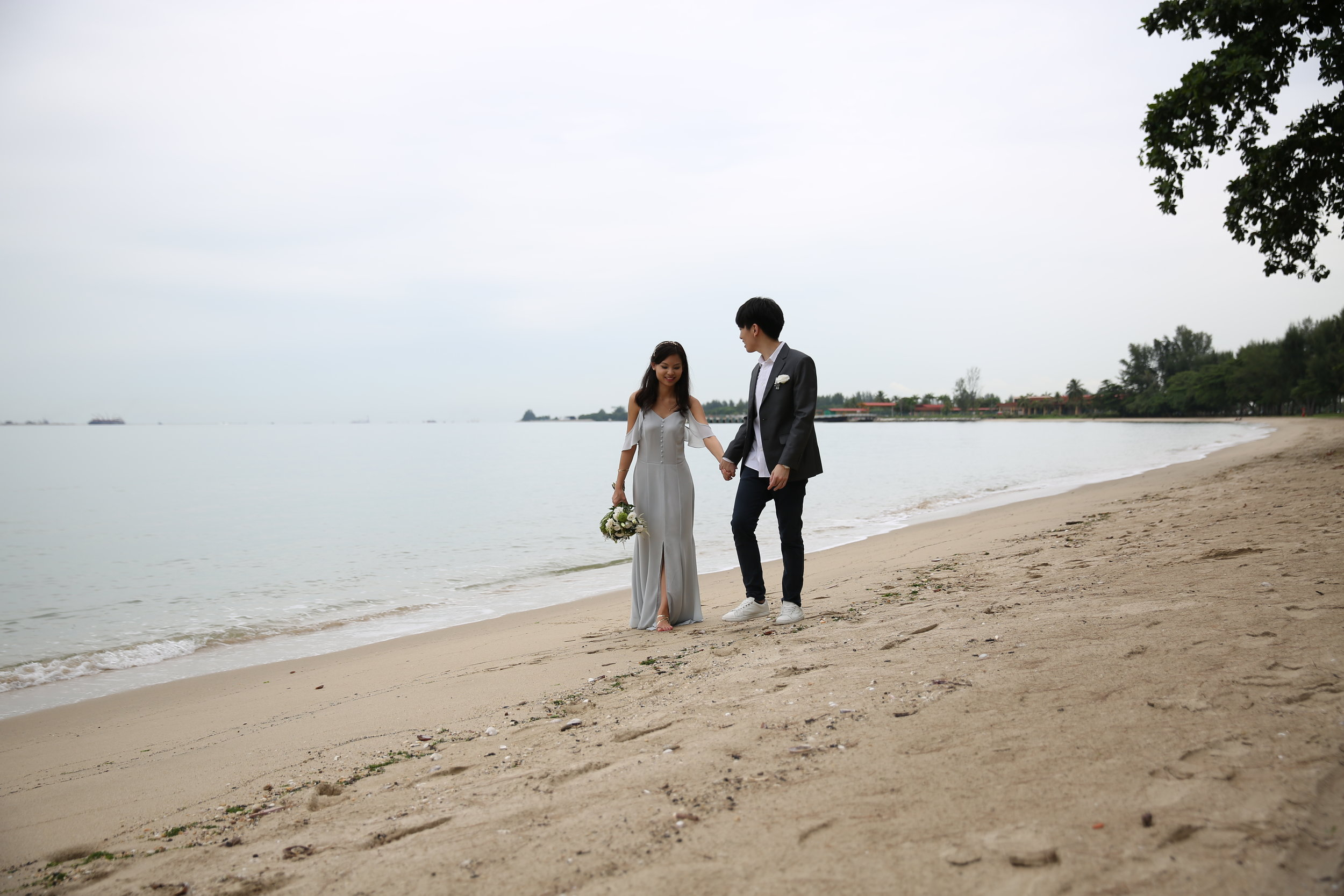 Changi Beach