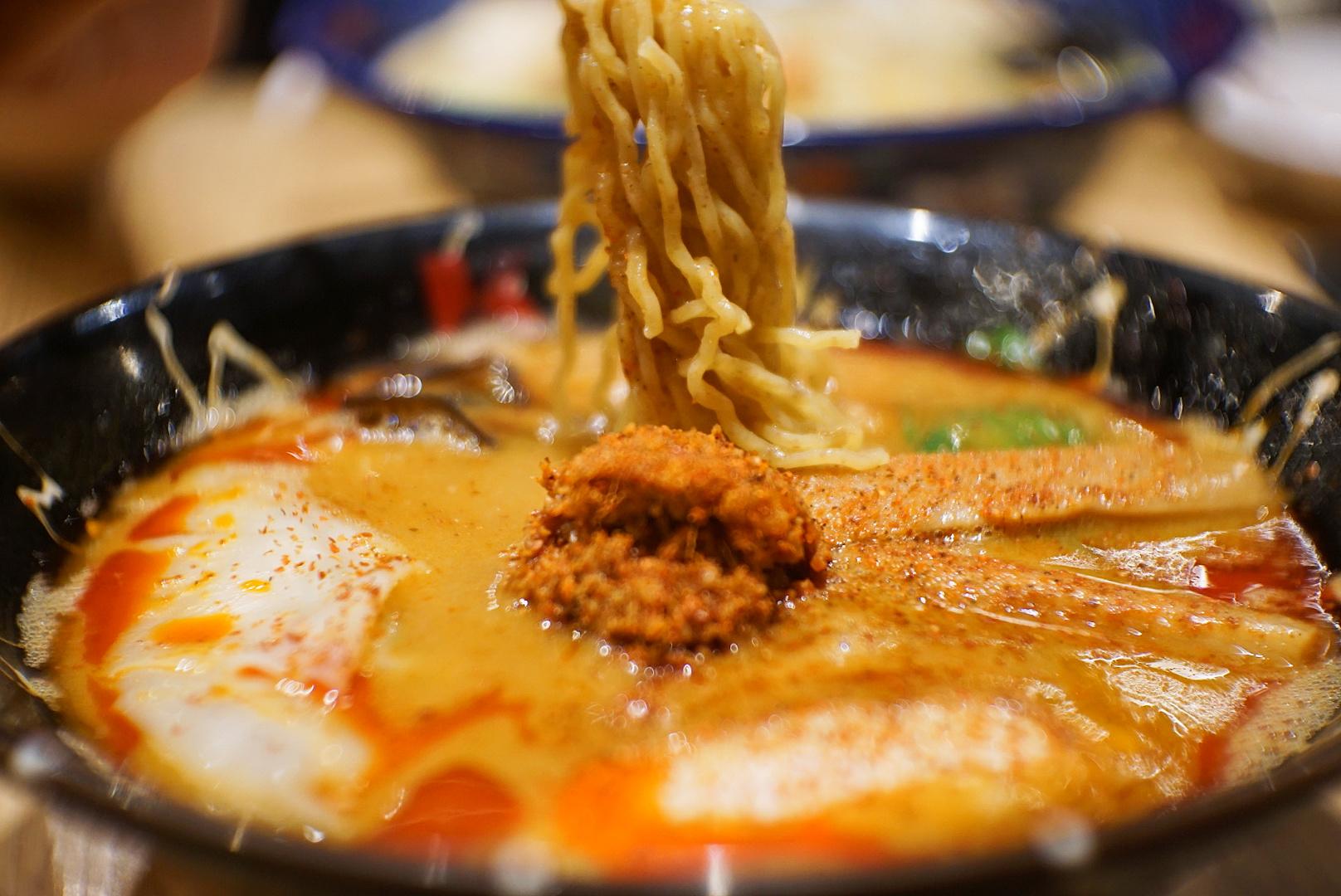 Ramen Keisuke spicy miso lobster broth