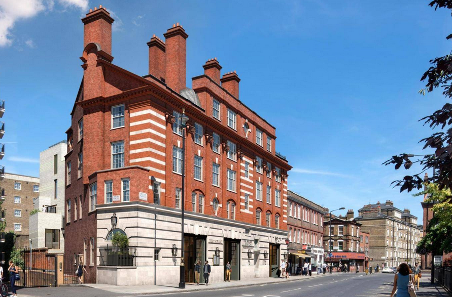From £850,000: 17 new apartments at the former Westminster Fire Station