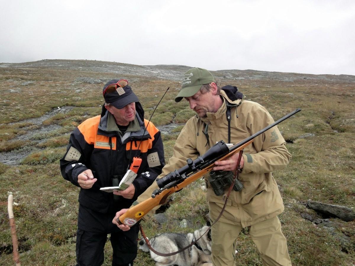 Foto: J.A. Ødegaard, Tidens Krav.