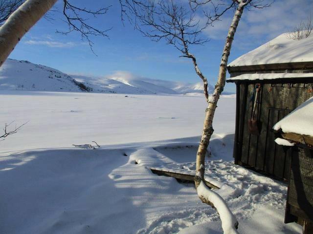 Foto: Namsskogan fjellstyre