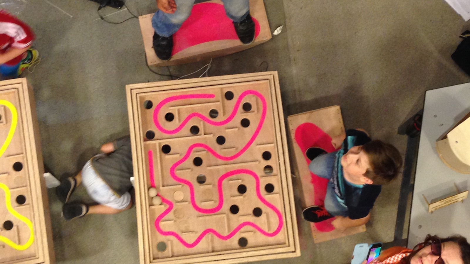 katie levine the maze