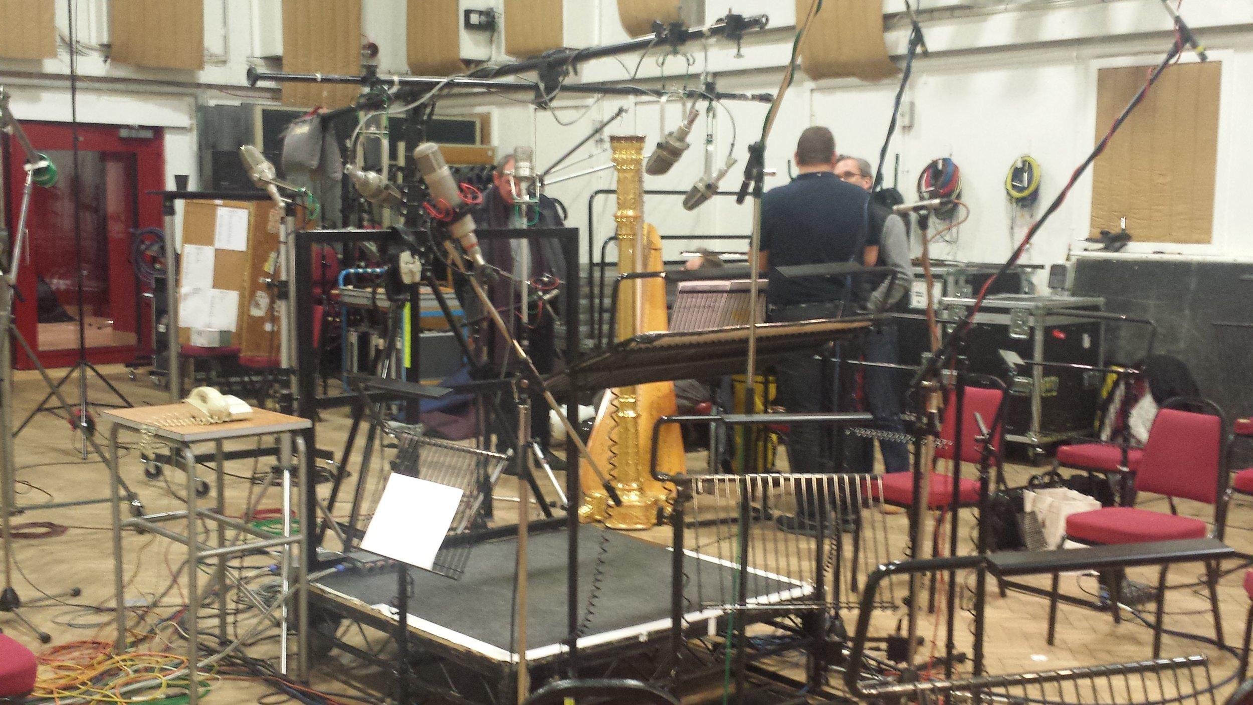 Abbey Road Studio 2 - London