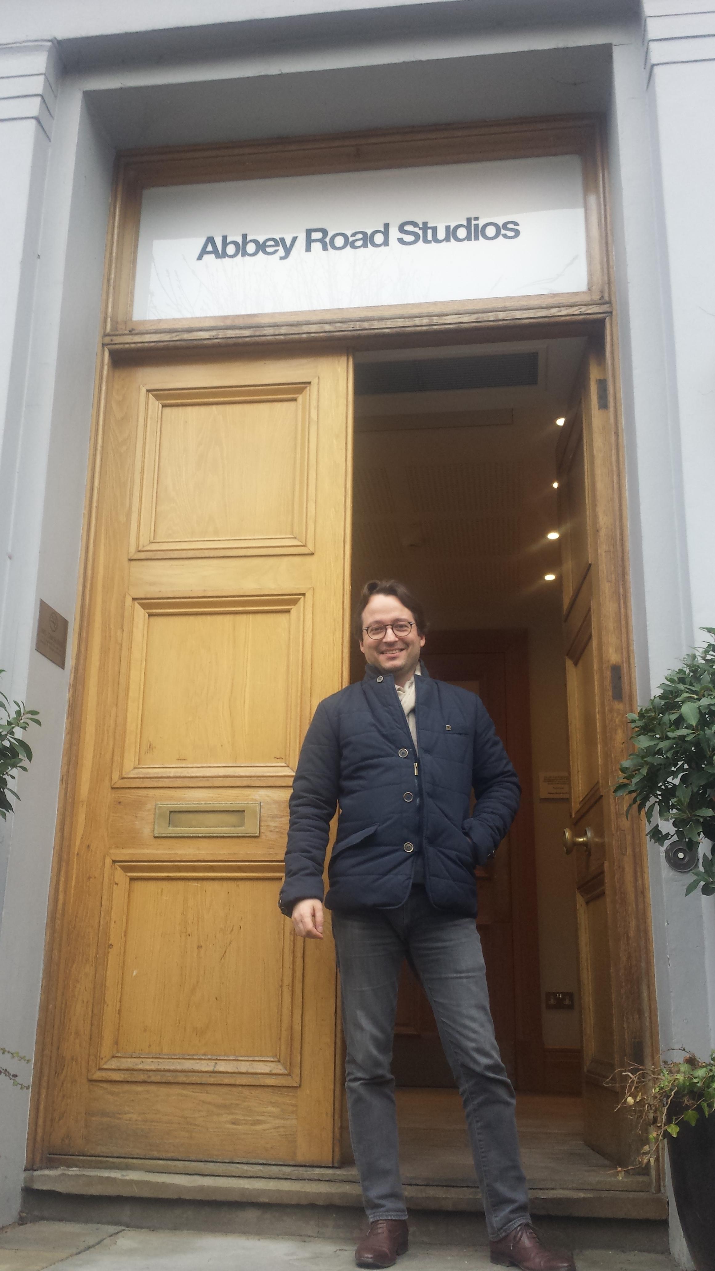 Abbey Road Studios - London