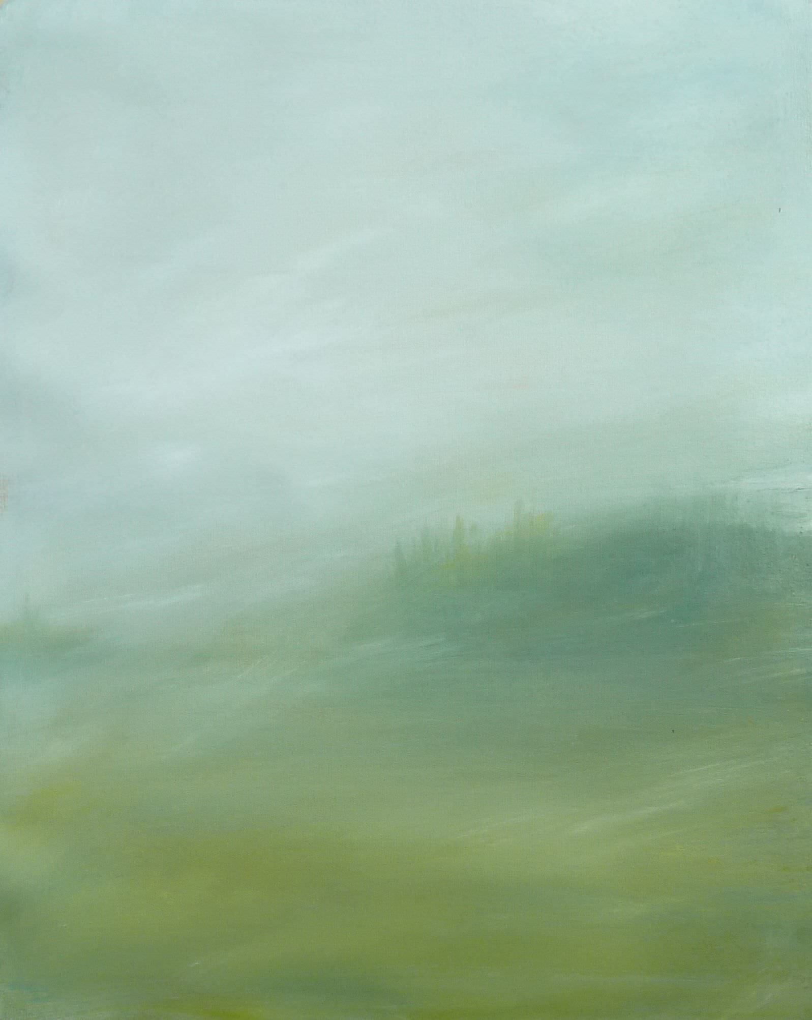 early morning mist study II