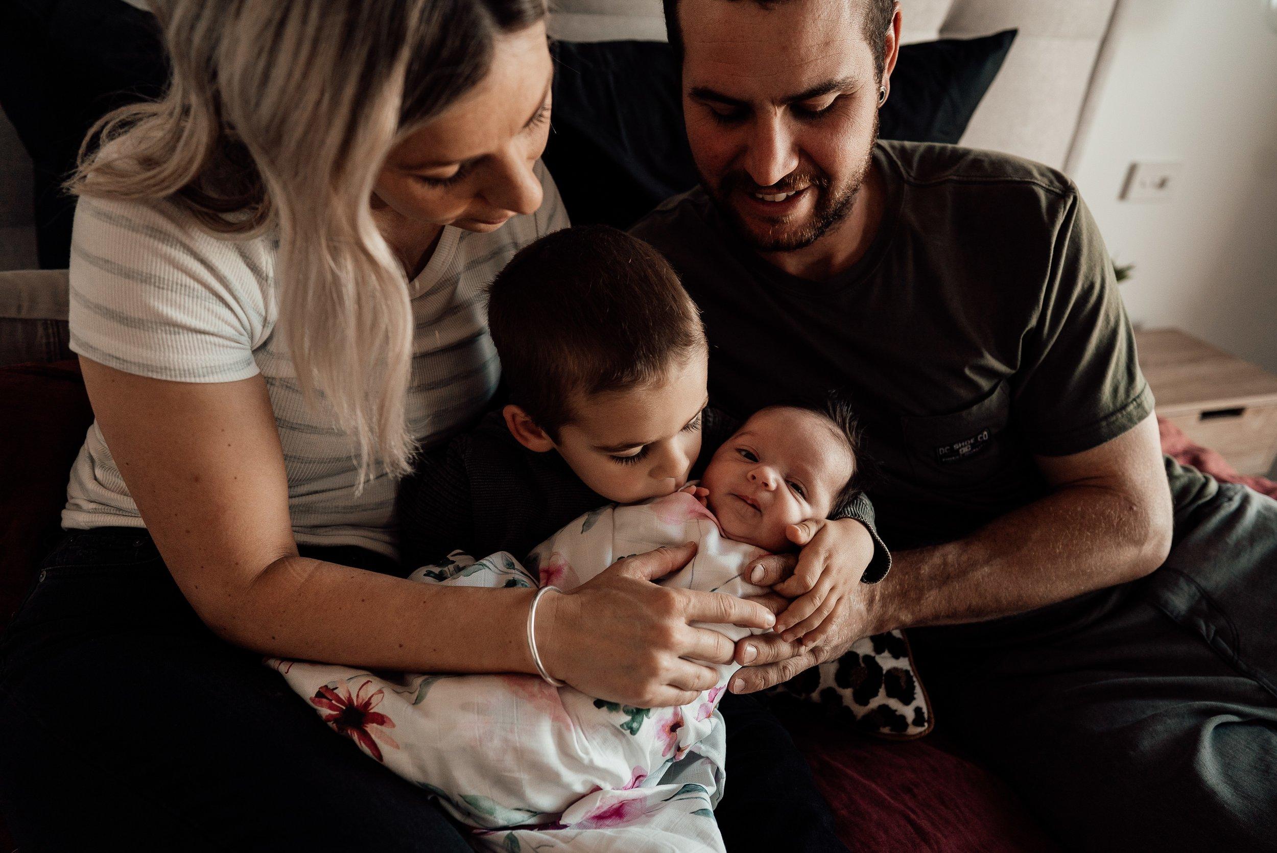 Baby Koa - FAMILY SESSION