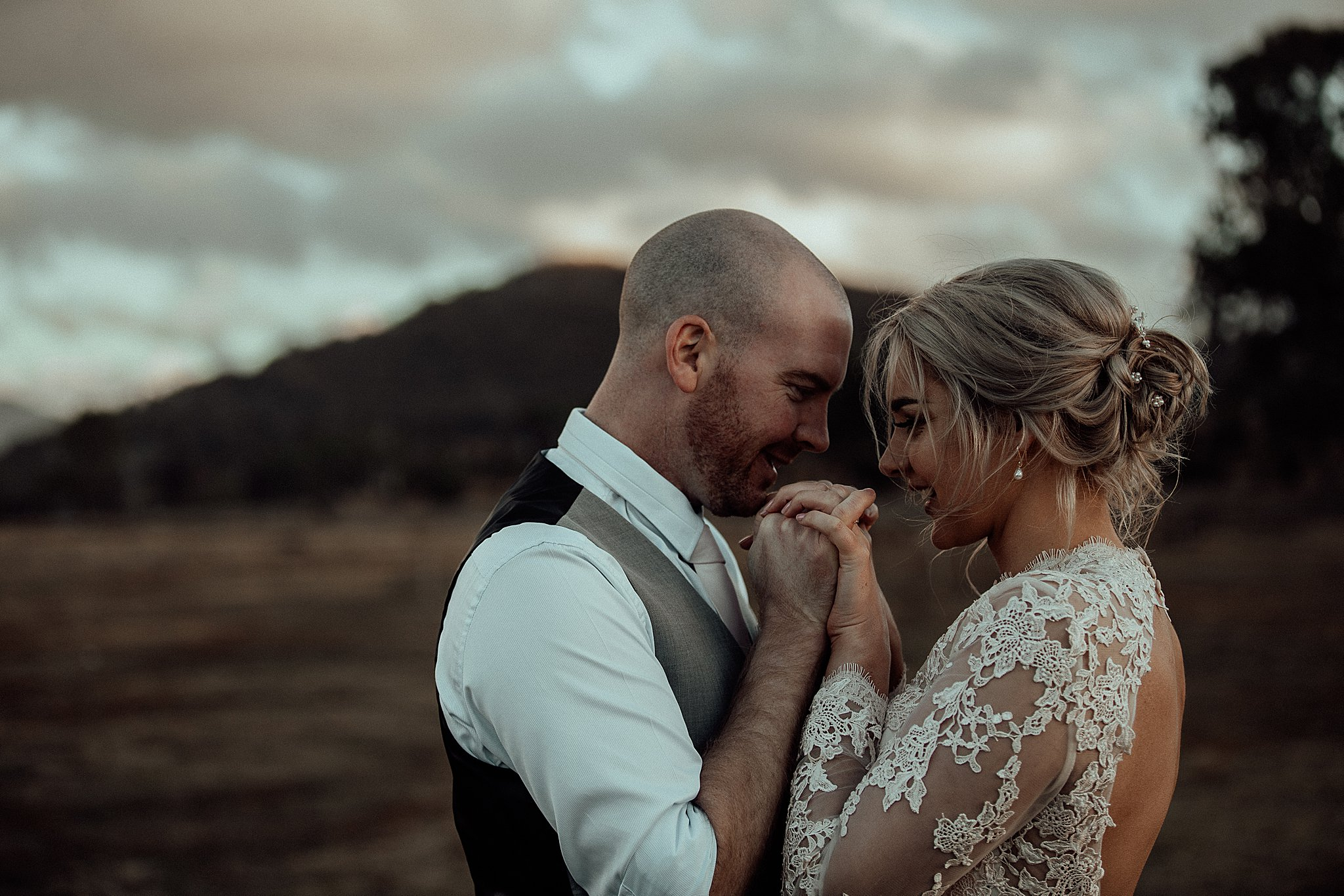 Tom + Emily - KING VALLEY VIC